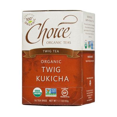 Choice Organic Teas Twig Kukicha Twig Tea