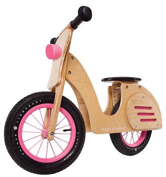 Prince Lionheart Whirl Scooter Balance Bike - Pink