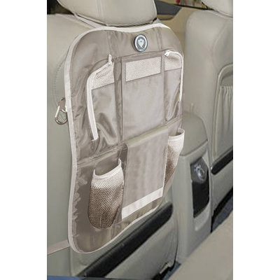 Prince Lionheart Back Seat Organizer - Brown - 1 ct.
