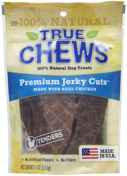 True Chews Premium Chicken Jerky Cuts