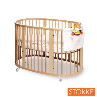 Stokke Sleepi Crib System in Natural (NAT)