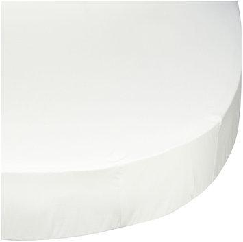 Stokke Sleepi Crib Fitted Sheet In Classic White