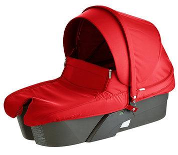 Stokke XPLORY V3 Carry Cot Complete Kit - Red