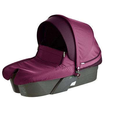 Stokke Xplory Stroller Carrycot Bassinet Color: Purple