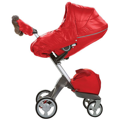 Stokke Xplory Winter Kit In Red