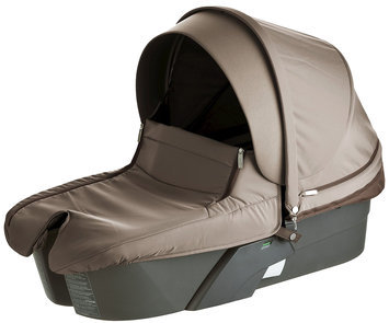 Stokke Xplory Carry Cot Complete - Brown - 1 ct.