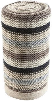 Stokke Xplory Knitted Blanket In Black Melange