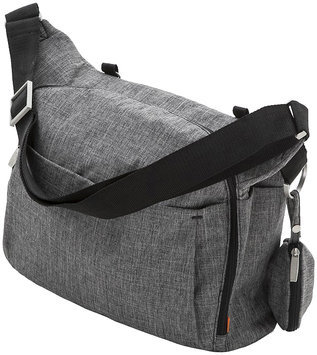 Stokke Xplory Changing Bag Black Melange