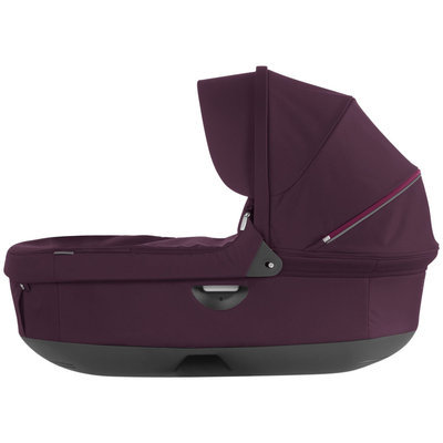 Stokke Crusi Carry Cot - Purple - 1 ct.