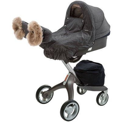 Stokke Xplory Winter Kit In Anthracite Melange
