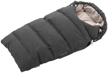 Stokke Down Sleeping Bag In Anthracite Melange