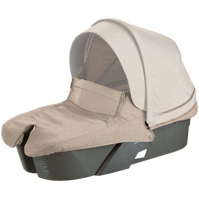 Stokke Crusi Carry Cot - Beige Melange - 1 ct.
