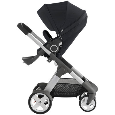 Stokke Crusi Stroller - Black - 1 ct.