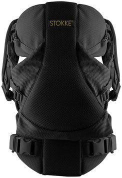 Stokke MyCarrier Organic Baby Carrier Color: Cool Black