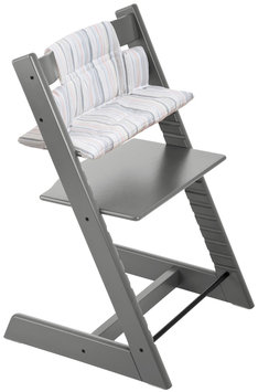 Stokke Tripp Trapp Cushion - Storm Grey - 1 ct.