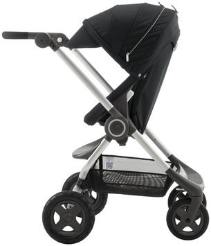 Stokke Scoot V2 Stroller (Black)