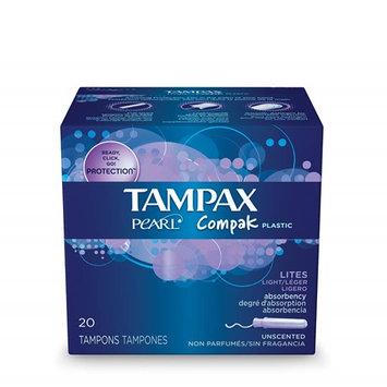 Tampax Pearl Compak Lites