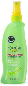 L'Oréal Paris Kids Burst of Sweet Pear Tangle Tamer for All Hair Types
