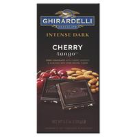 Ghirardelli Intense Dark Cherry Tango Almond Bar