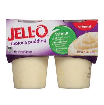 JELL-O Tapioca Pudding Pudding Snacks