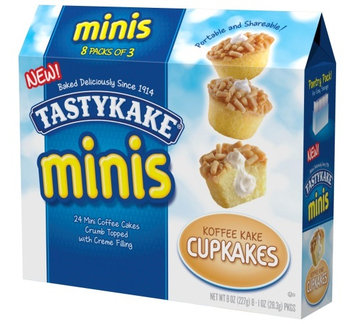 Tastykake® Mini Koffee Kake Cupcakes