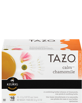 Tazo Calm™ Chamomile Herbal Tea K-Cup® Pods