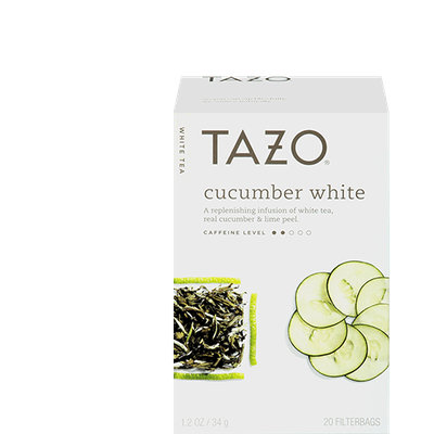 Tazo Cucumber White