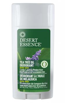 Desert Essence Tea Tree Oil Deodorant with Lavender