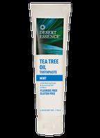 Desert Essence Tea Tree Oil Toothpaste - Mint