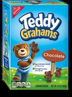 Nabisco Teddy Graham Chocolate Graham Snacks