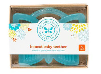 The Honest Co. Baby Teether