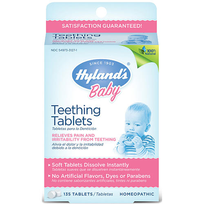 Hyland's Baby Teething Tablets Reviews 2019