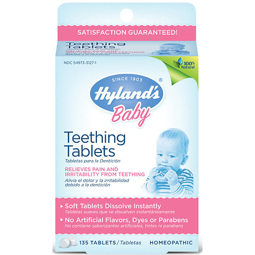 Hyland S Baby Teething Tablets Reviews 2019