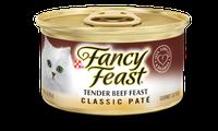 Fancy Feast® Classic Tender Beef Gourmet Wet Cat Food