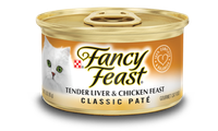 Fancy Feast® Classic Tender Liver & Chicken Gourmet Wet Cat Food
