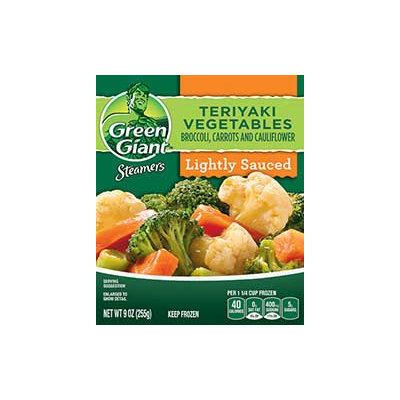 Green Giant® Steamers Teriyaki Vegetables