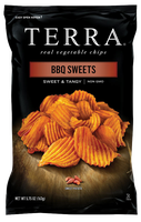 TERRA® Sweet Potato Chips BBQ Sweets Sweet and Tangy