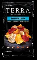 TERRA® Exotic Vegetable Chips Mediterranean