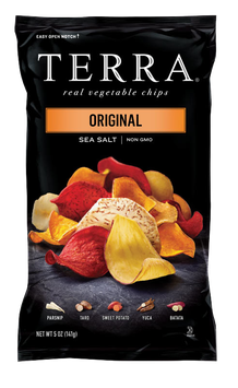 Terra Exotic Vegetable Chips Original Sea Salt