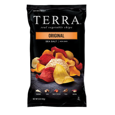 TERRA® Exotic Vegetable Chips Original Sea Salt