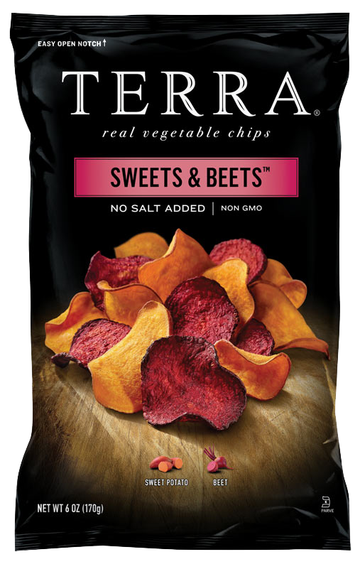 TERRA® Sweet Potato Chips Sweets & Beets®