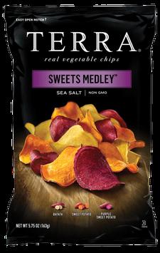 TERRA® Sweet Potato Chips Sweets Medley™ Sea Salt