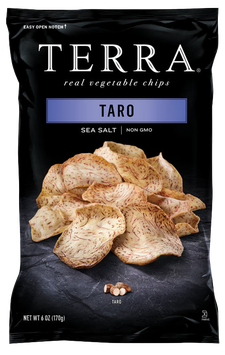 Terra Chips Sea Salt Taro Chips