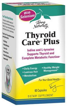 EuroPharma Terry Naturally Thyroid Care Plus Capsule