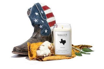 Texas Homesick Candle