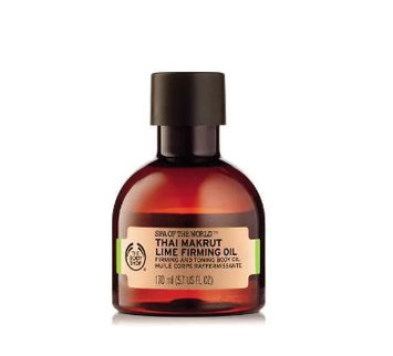 THE BODY SHOP® Spa of the World™ Thai Makrut Lime Firming Oil