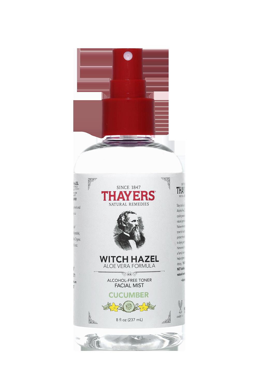 Thayers Alcohol-Free Cucumber Witch Hazel Toner Facial Mist