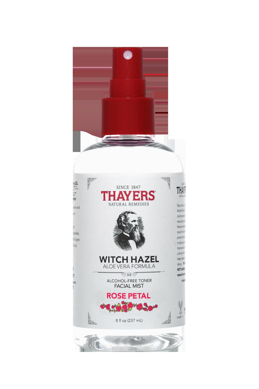 Thayers Alcohol-Free Rose Petal Witch Hazel Toner Facial Mist