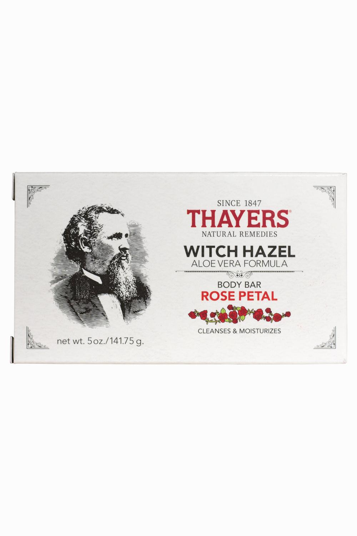 Thayers Rose Petal Witch Hazel Body Bar with Aloe Vera