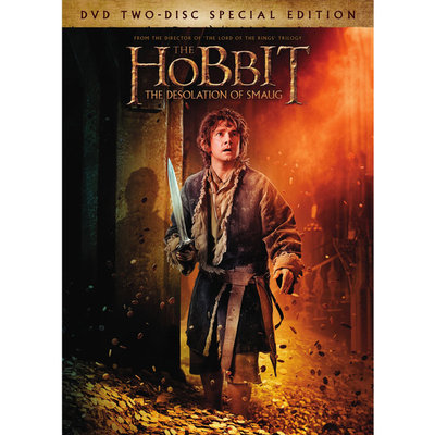 Hobbit: The Desolation of Smaug [2 Discs] [UltraViolet] (new)